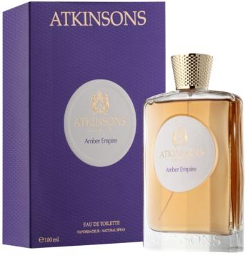 Atkinsons Amber Empire Eau de Parfum unisex 1