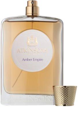 Atkinsons Amber Empire Eau de Parfum unisex 3