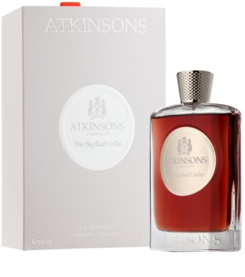 Atkinsons The Big Bad Cedar парфумована вода унісекс 1