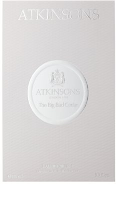 Atkinsons The Big Bad Cedar парфумована вода унісекс 4