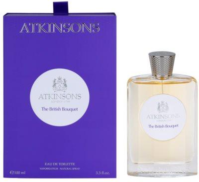 Atkinsons The British Bouquet woda toaletowa unisex