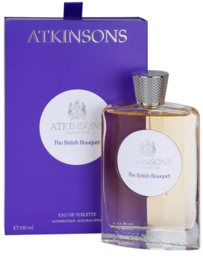 Atkinsons The British Bouquet toaletna voda uniseks 1