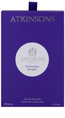 Atkinsons Excelsior Bouquet Eau de Toilette unisex 4