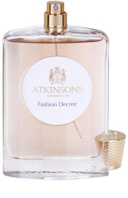 Atkinsons Fashion Decree Eau de Toilette für Damen 3
