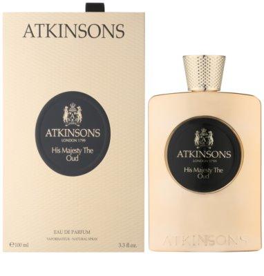 Atkinsons His Majesty Oud Eau de Parfum für Herren