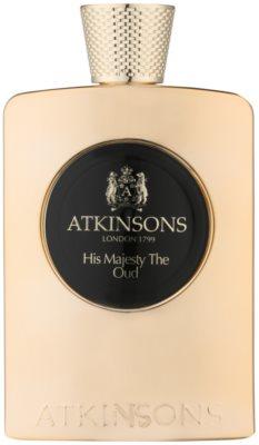 Atkinsons His Majesty Oud Eau de Parfum für Herren 2