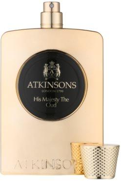 Atkinsons His Majesty Oud Eau de Parfum für Herren 3