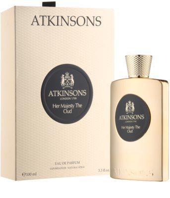 Atkinsons Her Majesty Oud eau de parfum nőknek 1