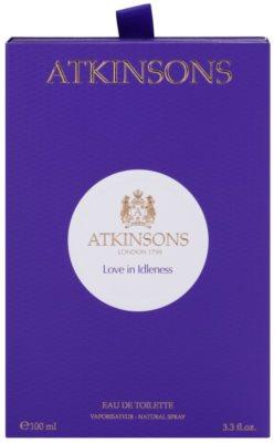 Atkinsons Love in Idleness Eau de Toilette für Damen 4