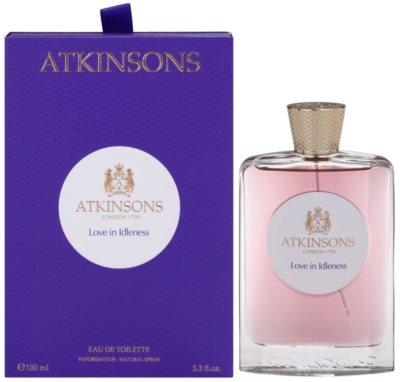 Atkinsons Love in Idleness Eau de Toilette für Damen