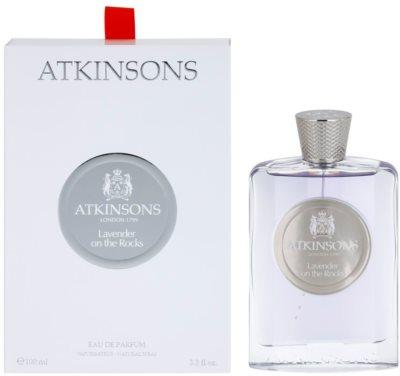 Atkinsons Lavender On The Rocks парфумована вода унісекс