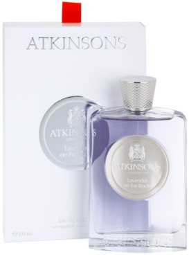 Atkinsons Lavender On The Rocks parfémovaná voda unisex 1