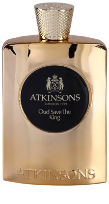 Atkinsons Oud Save The King eau de parfum férfiaknak 2