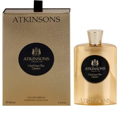 Atkinsons Oud Save The Queen eau de parfum para mujer