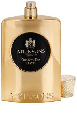 Atkinsons Oud Save The Queen eau de parfum para mujer 3