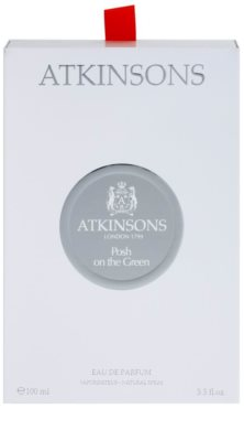 Atkinsons Posh On The Green woda perfumowana unisex 4
