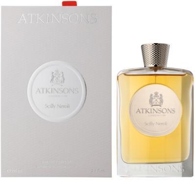 Atkinsons Scilly Neroli Eau de Parfum unisex