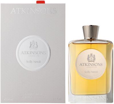Atkinsons Scilly Neroli парфумована вода унісекс