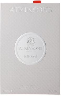 Atkinsons Scilly Neroli parfémovaná voda unisex 4