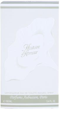 Aubusson Historie d'Amour Eau de Toilette para mulheres 4