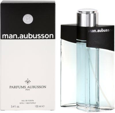 Aubusson Man Aubusson Eau de Toilette pentru barbati