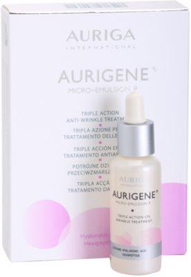Auriga Aurigene Micro-Emulsion P Anti-Falten Emulsion 1