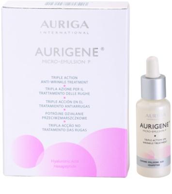 Auriga Aurigene Micro-Emulsion P Anti-Falten Emulsion 2