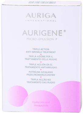 Auriga Aurigene Micro-Emulsion P Anti-Falten Emulsion 3