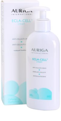 Auriga Ecla-Cell crema anticelulítica 1