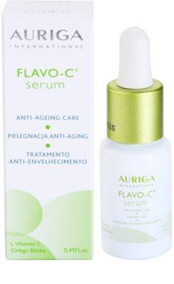 Auriga Flavo-C protivráskové sérum pro všechny typy pleti 2