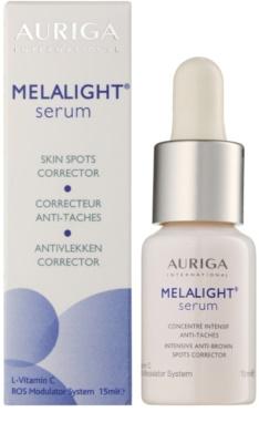 Auriga Melalight Serum gegen Pigmentflecken 1