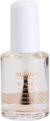 Auriga Si-Nails regeneráló körömlakk