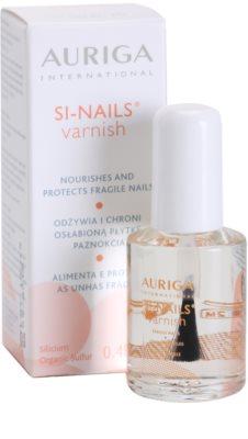 Auriga Si-Nails esmalte de uñas regenerador 1