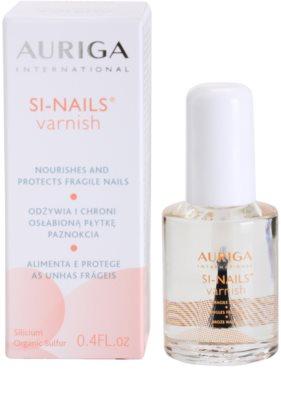 Auriga Si-Nails esmalte de uñas regenerador 2