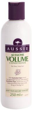 Aussie Aussome Volume Condicionador para cabelos finos e fracos