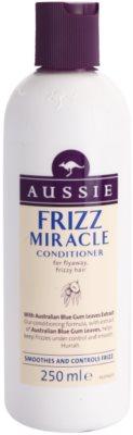 Aussie Frizz Miracle odżywka wygładzająca do włosów nieposłusznych i puszących się