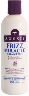 Aussie Frizz Miracle sampon pentru indreptarea parului pentru par indisciplinat