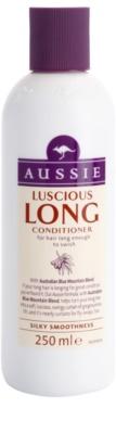 Aussie Luscious Long odżywka wygładzająca do długich włosów