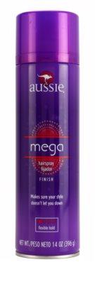 Aussie Mega лак за коса лека фиксация