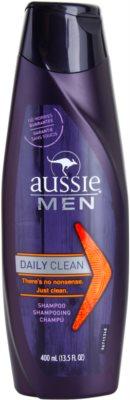 Aussie Men sampon pentru curatare pentru utilizarea de zi cu zi