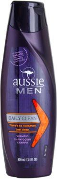 Aussie Men tisztító sampon mindennapi használatra