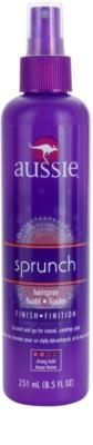 Aussie Sprunch laca de pelo fijación fuerte