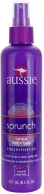 Aussie Sprunch лак за коса силна фиксация