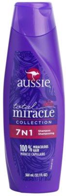 Aussie Total Miracle Collection šampon pro suché a poškozené vlasy
