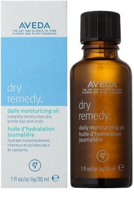 Aveda Dry Remedy ulei hidratant pentru par uscat 1