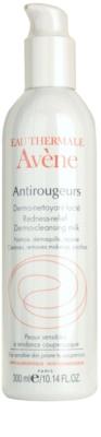 Avene Antirougeurs čisticí mléko pro citlivou pleť se sklonem ke zčervenání
