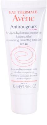 Avene Antirougeurs emulsión de día para pieles sensibles con tendencia a las rojeces