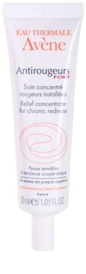Avene Antirougeurs produs concentrat pentru ingrijire pentru piele sensibila cu tendinte de inrosire