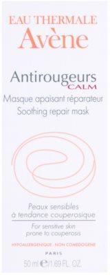 Avene Antirougeurs máscara facial calmante para a pele sensível com tendência a aparecer com vermelhidão 3