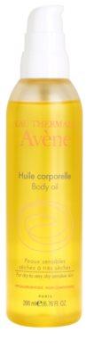 Avene Body Care Óleo corporal para pele seca a muito seca e sensível 1